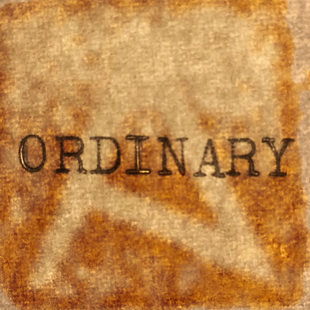 ABU - ORDINARY COVER